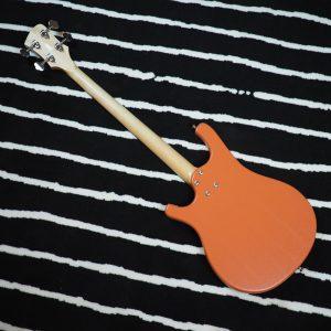 Serek Lincoln Bass - Guild BS-1 - Capri Orange