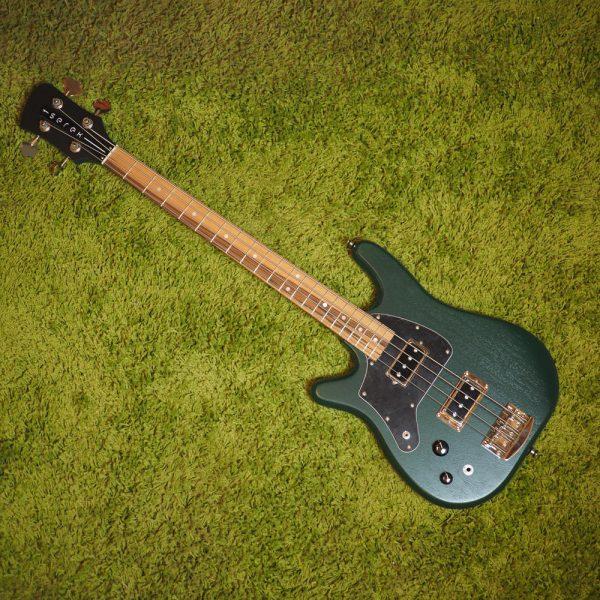 Serek Lefty Midwestern 2 Bass - Serek Singles - Racing Green