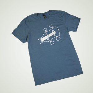 Serek Basses Headstock T-Shirt