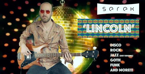 Serek Basses - Lincoln Bass Demo