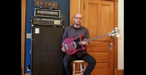 Serek Basses - Midwestern Bass Demo