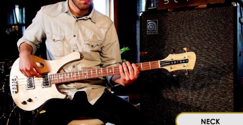 Serek Basses – Sacramento Bass Demo (Long Scale Edition)