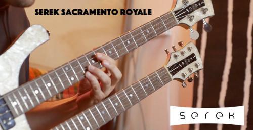Sacramento Royale Double Neck Demo
