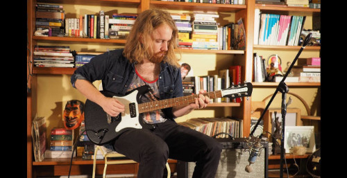 Serek Basses - Serek Midwestern Guitar Demo